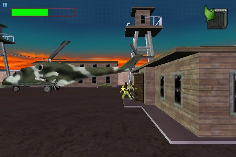 Covert Wars screenshot 4
