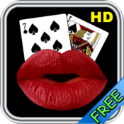 Voice Controlled BlackJack HD Free icon