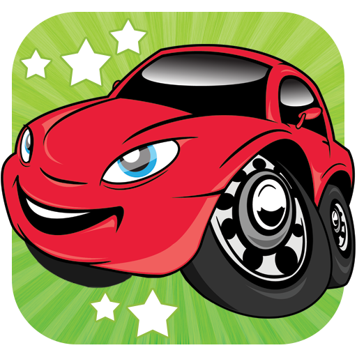 Cars and Friends - Puzzle Game for Boys