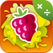 Juicy Math - Multiplication and Division icon