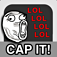 Cap It! Funny Photo Captions Icon