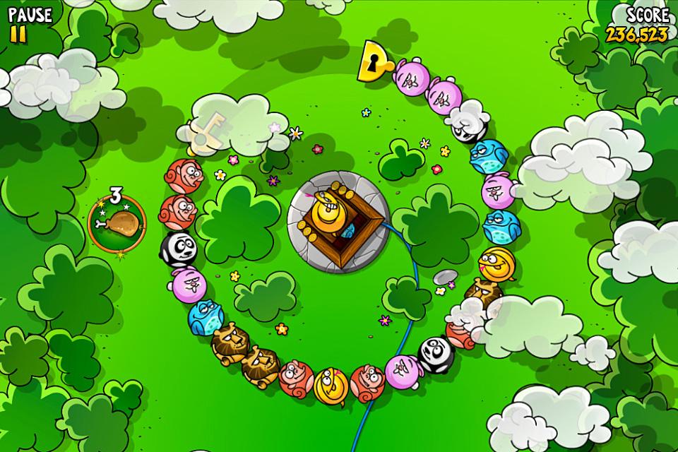 Riot Rings™ screenshot 2