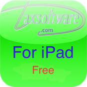 Taxsoftware.com 2009 for iPad Free icon