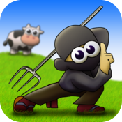 Ninja Ranch! HD icon