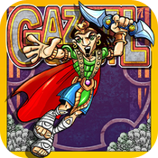 GAZZEL QUEST The Five Magic Stones icon