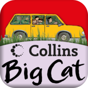 Collins Big Cat: At the Dump Story Creator icon