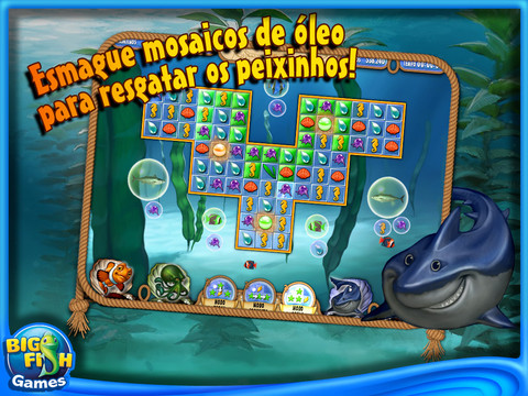 Screenshot Atlantic Quest HD