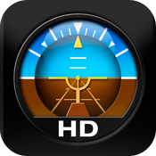 Classic Aircraft Gyroscope Instrument Panel icon