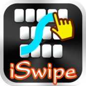 iSwipe Pro HD - Swype Type : easy, fast and productive swipe notes icon