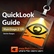 Course for MainStage 2 - QuickLook Guide