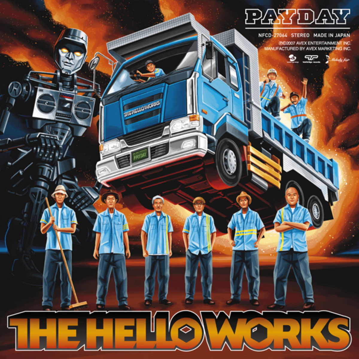 PAYDAY - THE HELLO WORKS | 音...