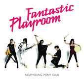The Bomb - New Young Pony Club
