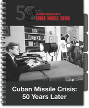 Logo for Cuban Missile Crisis: 50 Years Later