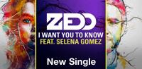 Zedd - I Want You to Know (feat. Selena Gomez) - Single