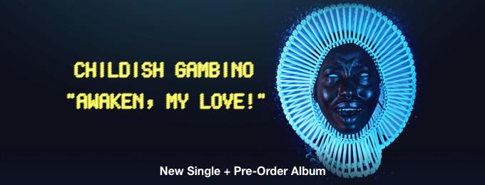 Awaken, My Love! by Childish Gambino