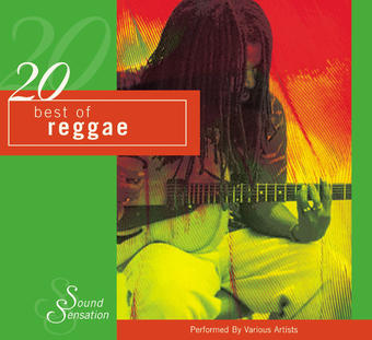 20 Best of Reggae – Various Artists