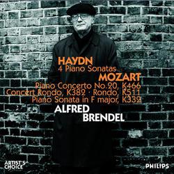 View album Alfred Brendel - Alfred Brendel Plays Haydn & Mozart