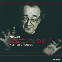 View album Mozart: Piano Sonatas Nos. 10, 11 & 17