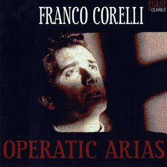 Operatic Arias – Franco Corelli, The Symphony Orchestra of Radiotelevisione Italiana & Arturo Basile