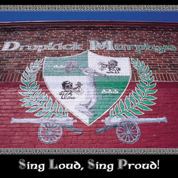 View album Dropkick Murphys - Sing Loud, Sing Proud