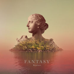 View album Alina Baraz & Galimatias - Fantasy (Remixes) - Single