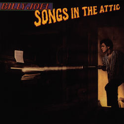 View album Billy Joel - Songs In the Attic (Live)