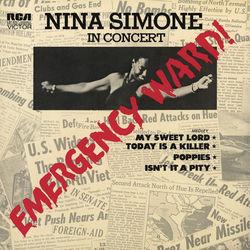 View album Nina Simone - Emergency Ward (Live) [Remastered]