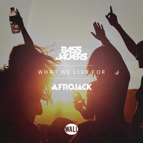 Bassjackers & Afrojack - What We Live For - Single (2015) [iTunes Plus AAC M4A]