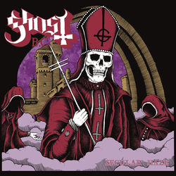 View album Ghost - Secular Haze - Single
