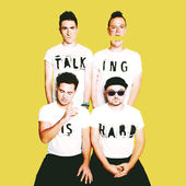 WALK THE MOON – TALKING IS HARD [iTunes Plus AAC M4A] (2014)