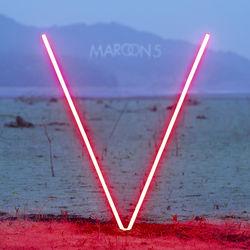 View album Maroon 5 - V (Deluxe)