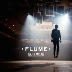 View album Flume - Some Minds (feat. Andrew Wyatt) - Single