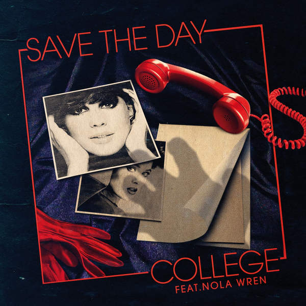 College   Save the Day   EP (2014) [iTunes Plus AAC M4A]