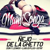 Ñejo – Mamisonga (Remix) [feat. De La Ghetto, Luigi 21 Plus, Gotay & Zion Y Lennox] – Single [iTunes Plus AAC M4A] (2015)