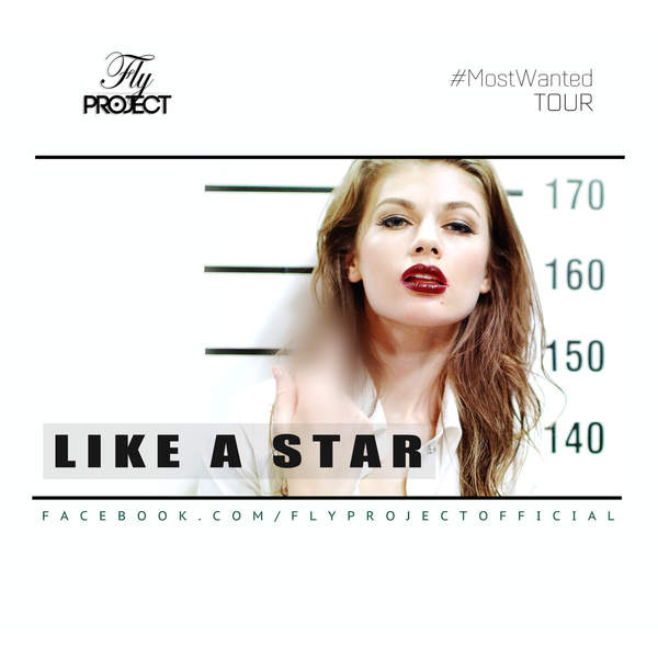 Fly Project – Like a Star (Radio Edit) – Single (2015) [iTunes Plus AAC M4A]