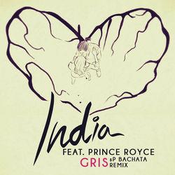 View album India Martínez - Gris (SP Music Bachata Remix) [feat. Prince Royce] - Single