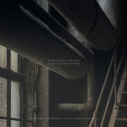 View album Marconi Union - Ghost Stations Remixes - EP