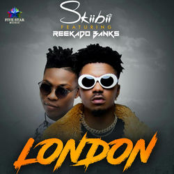 View album Skiibii - London (feat. Reekado Banks) - Single