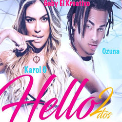 View album Gaby El Kreativo - Hello 2dos (feat. Karol G & Ozuna) - Single
