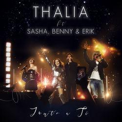 View album Junto a Ti (En Vivo) [feat. Sasha, Benny y Erik] - Single