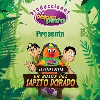 La Pájara Pinta – En Busca Del Sapito Dorado [iTunes Plus AAC M4A]