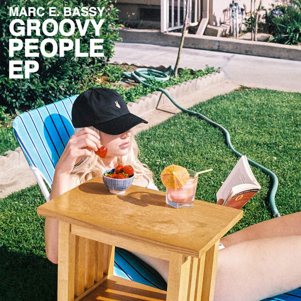 Marc E. Bassy - Groovy People - EP [iTunes Plus AAC M4A] (2016)