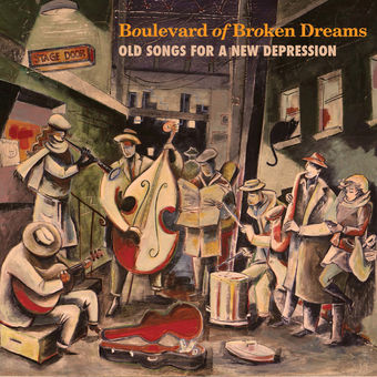 Flypaper Orchestra – Boulevard of Broken Dreams: Old Songs for a New Depression [iTunes Plus AAC M4A]