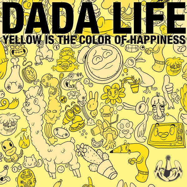Dada Life - Yellow Is the Color of Happiness - Single [iTunes Plus AAC M4A] (2016)