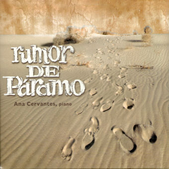 Ana Cervantes – Rumor de Páramo [iTunes Plus AAC M4A]