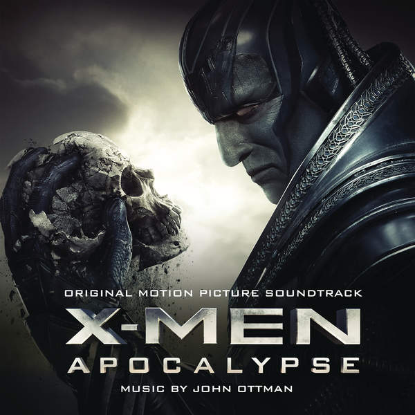 John Ottman - X-Men: Apocalypse (Original Motion Picture Soundtrack) [iTunes Plus AAC M4A] (2016)