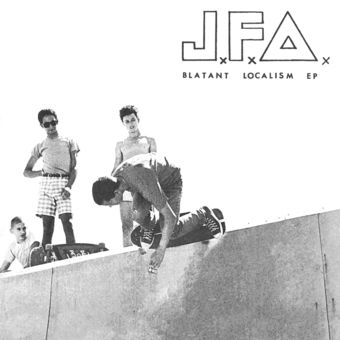 JFA – Blatant Localism – EP [iTunes Plus AAC M4A]