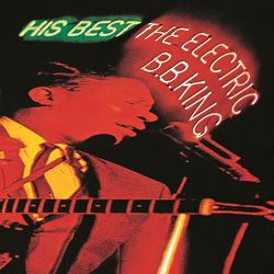 View album B.B. King - His Best: The Electric B.B. King