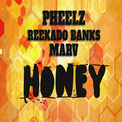 View album Pheelz - Honey (feat. Reekado Banks & Marv) - Single