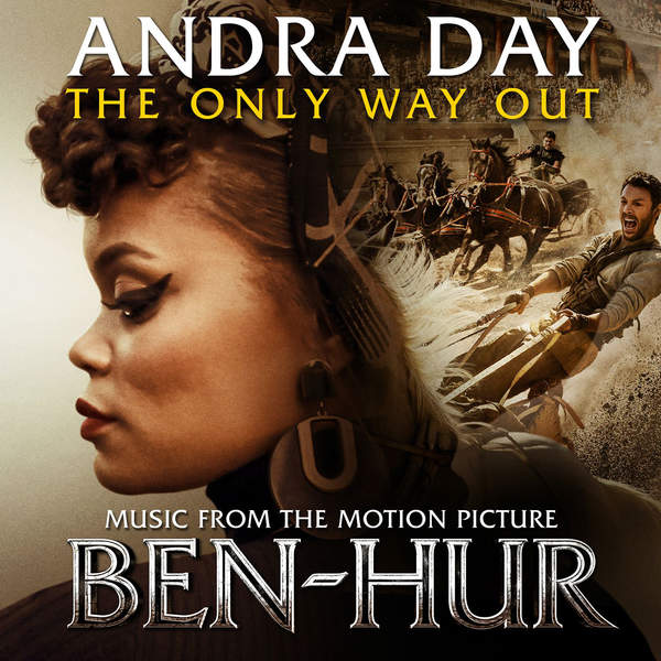 Andra Day - The Only Way Out - Single [iTunes Plus AAC M4A] (2016)